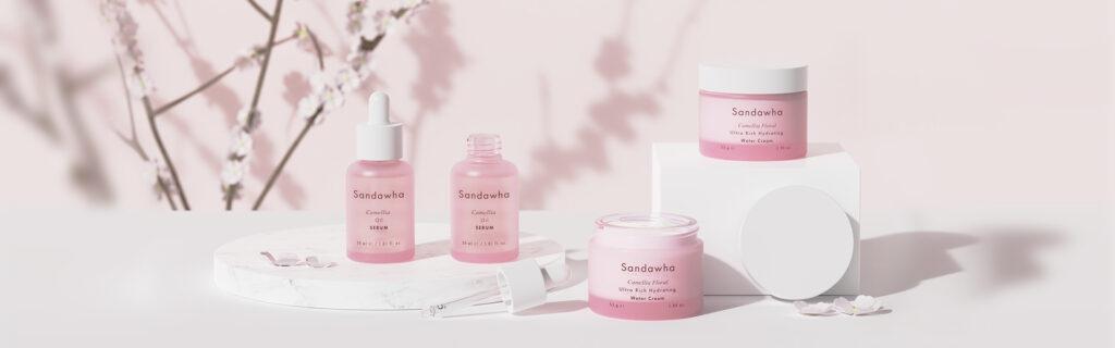 K-Beauty, Sansawha beauty products