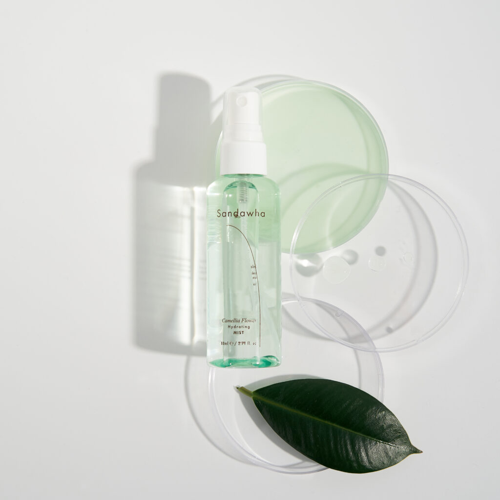 Sandawha Camellia Flower Hydrating Mist Lief Essentials