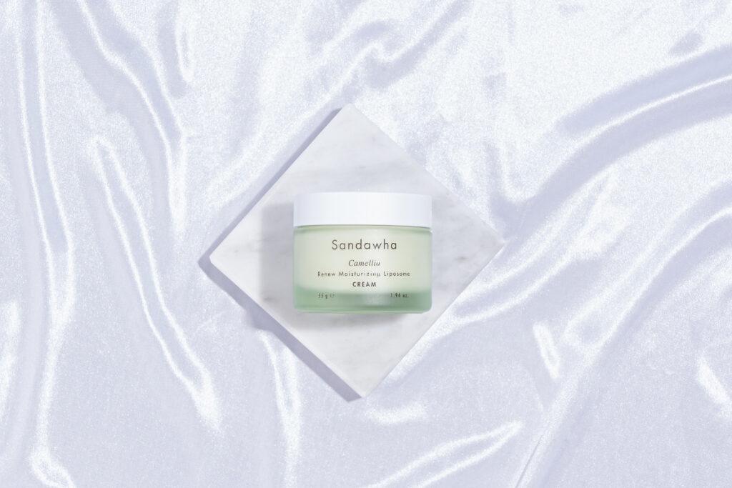 Sandawha Camellia Renew Moisturising Liposome Cream Lief Essentials