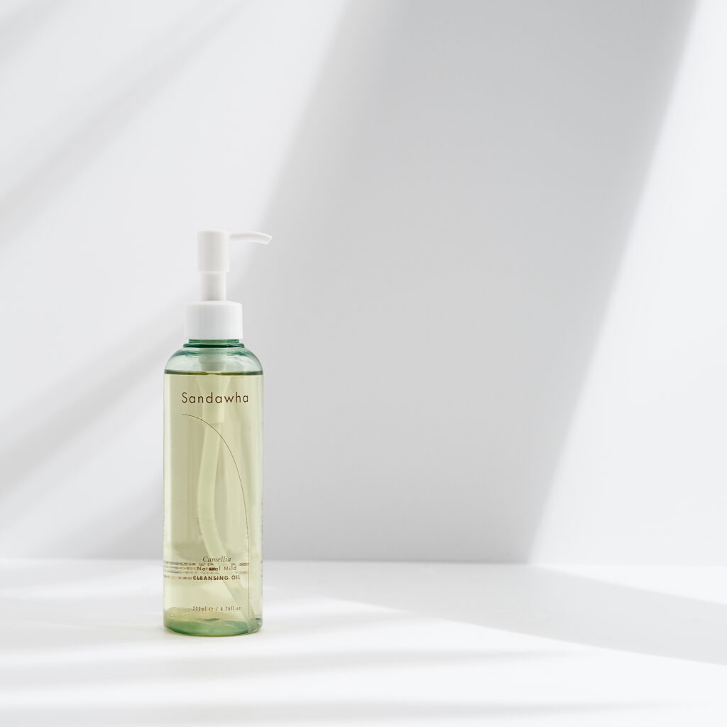 Sandawha Natural Mild Cleansing Oil Lief Essentials vegan beauty products