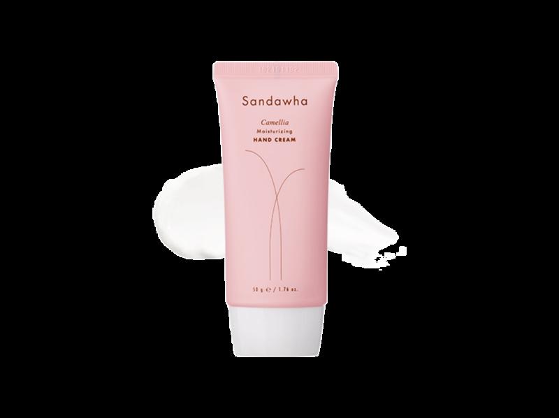 Sandawha Camellia Moisturizing Hand Cream