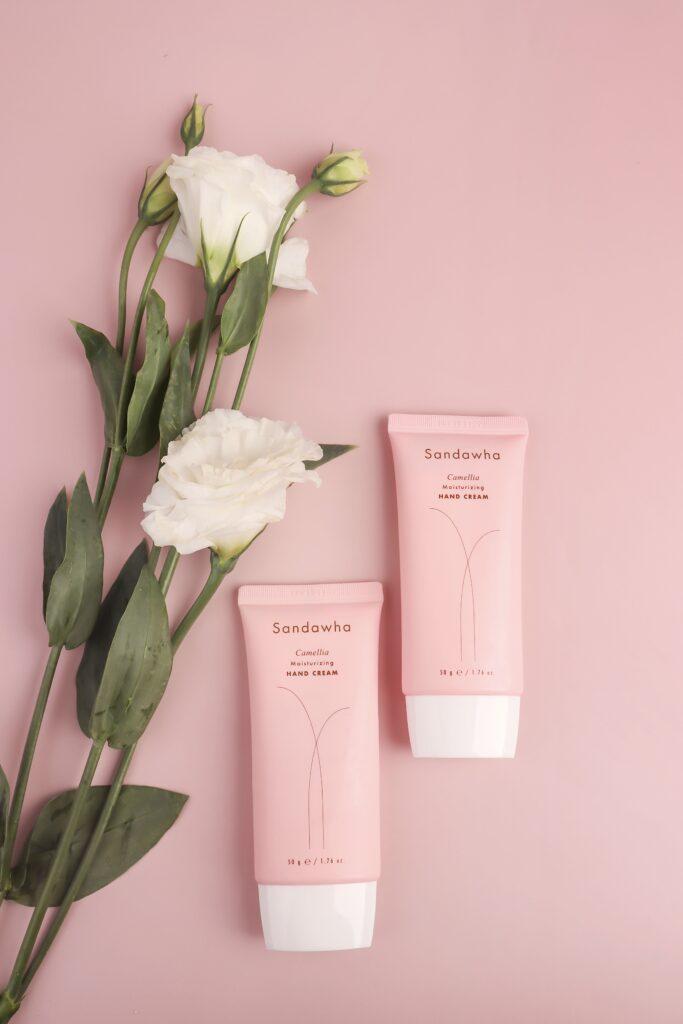 Sandawha Hands cream Beauty products vegan organic cruelty-free Lief essentials
