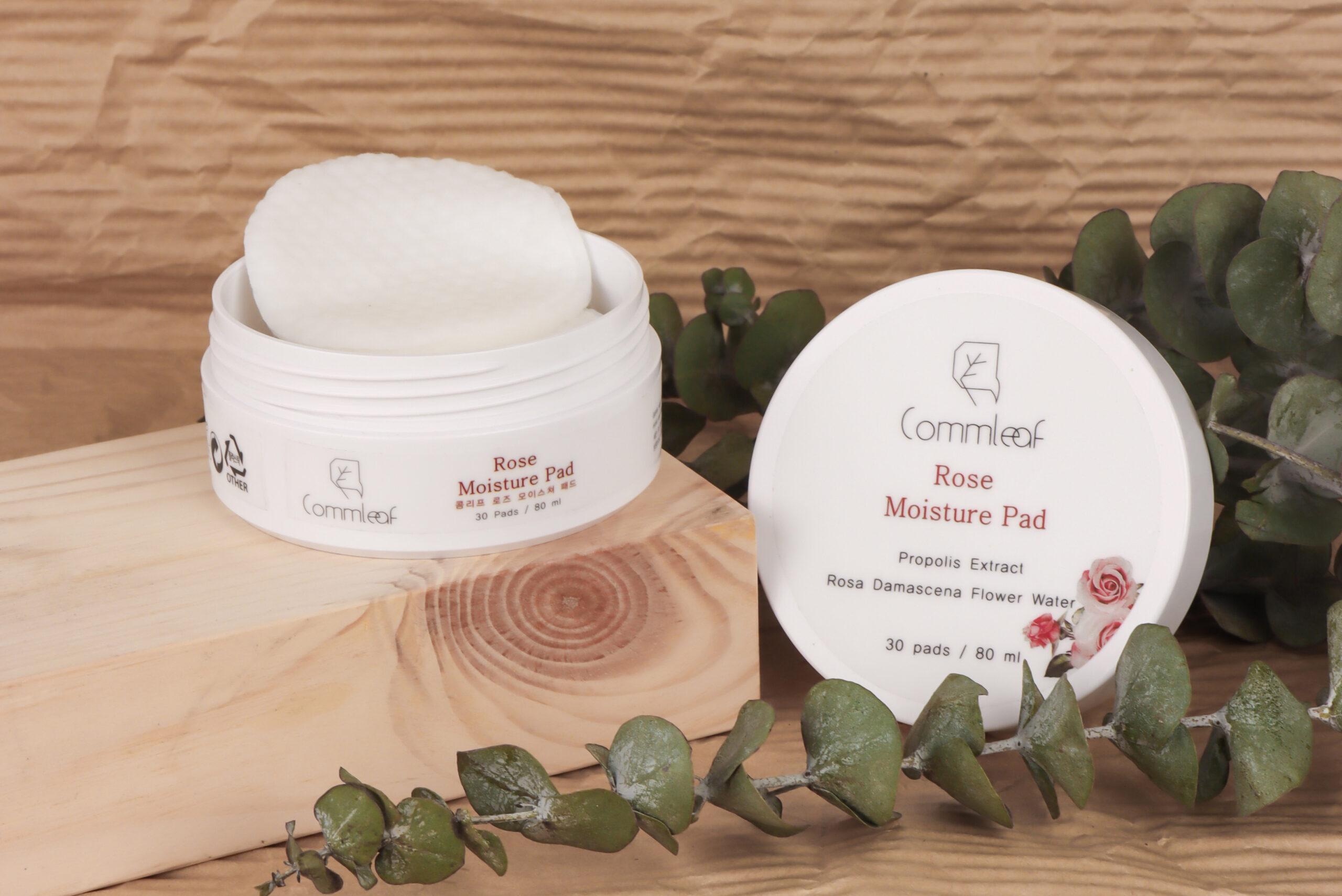 Commleaf Moisture pads Lief Essentials