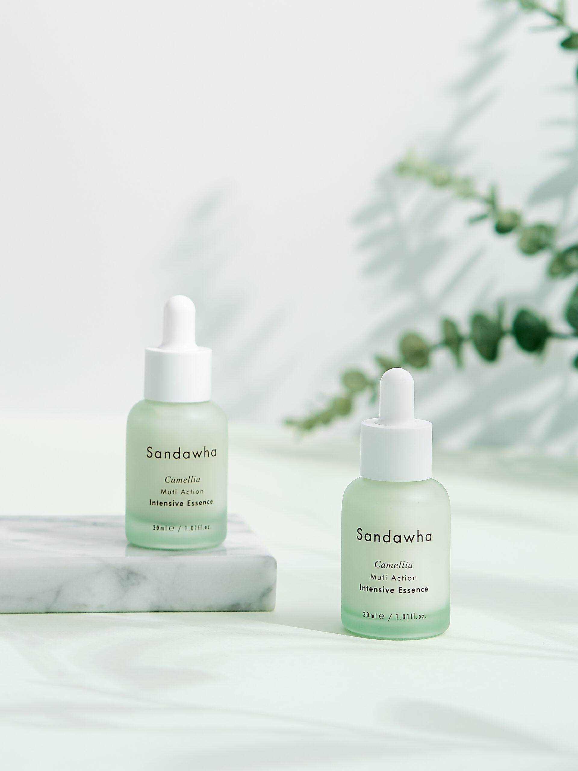Cruelty-Free Beauty Brands Vegan Organic Sandawha Camellia Multiaction Essence