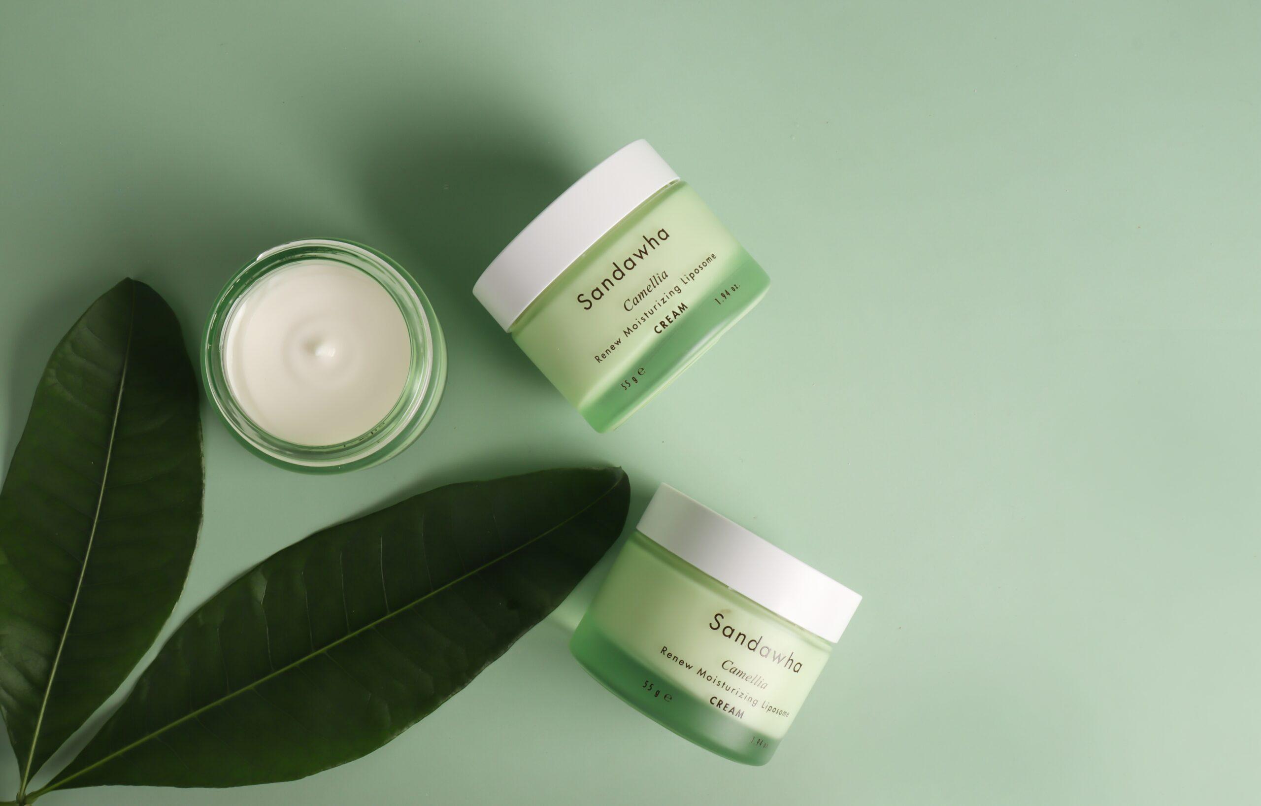 Sandawha Liposome Cream Lief Essentials Vegan Beauty products