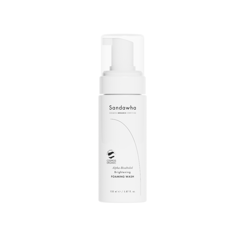 Sandawha Alpha-bisabolol Brightening Foaming Wash