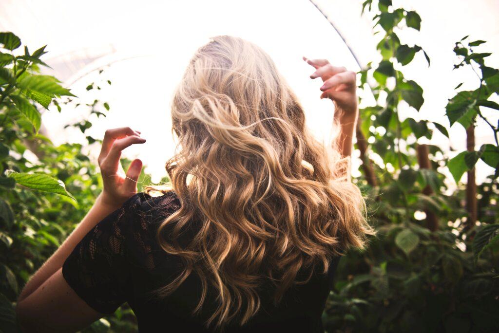 Vegan Hair Oil Lief Essentials Organic Beauty Products Haircare