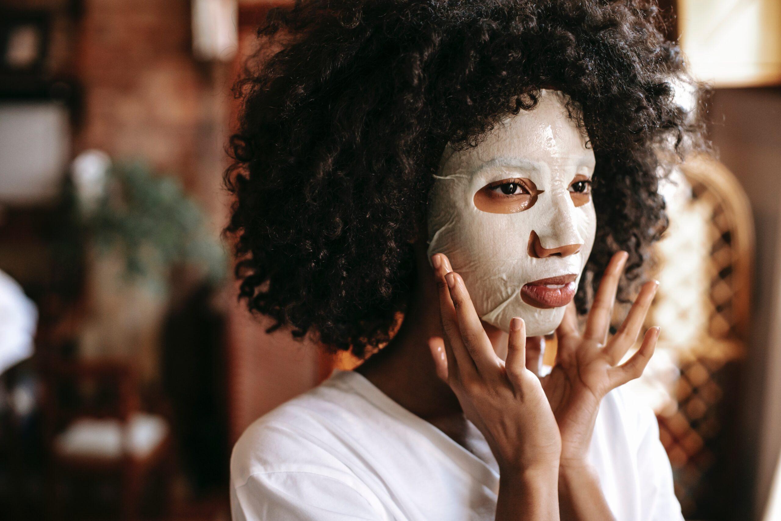 Hyaluronic acid mask Lief Essentials reduce fine lines