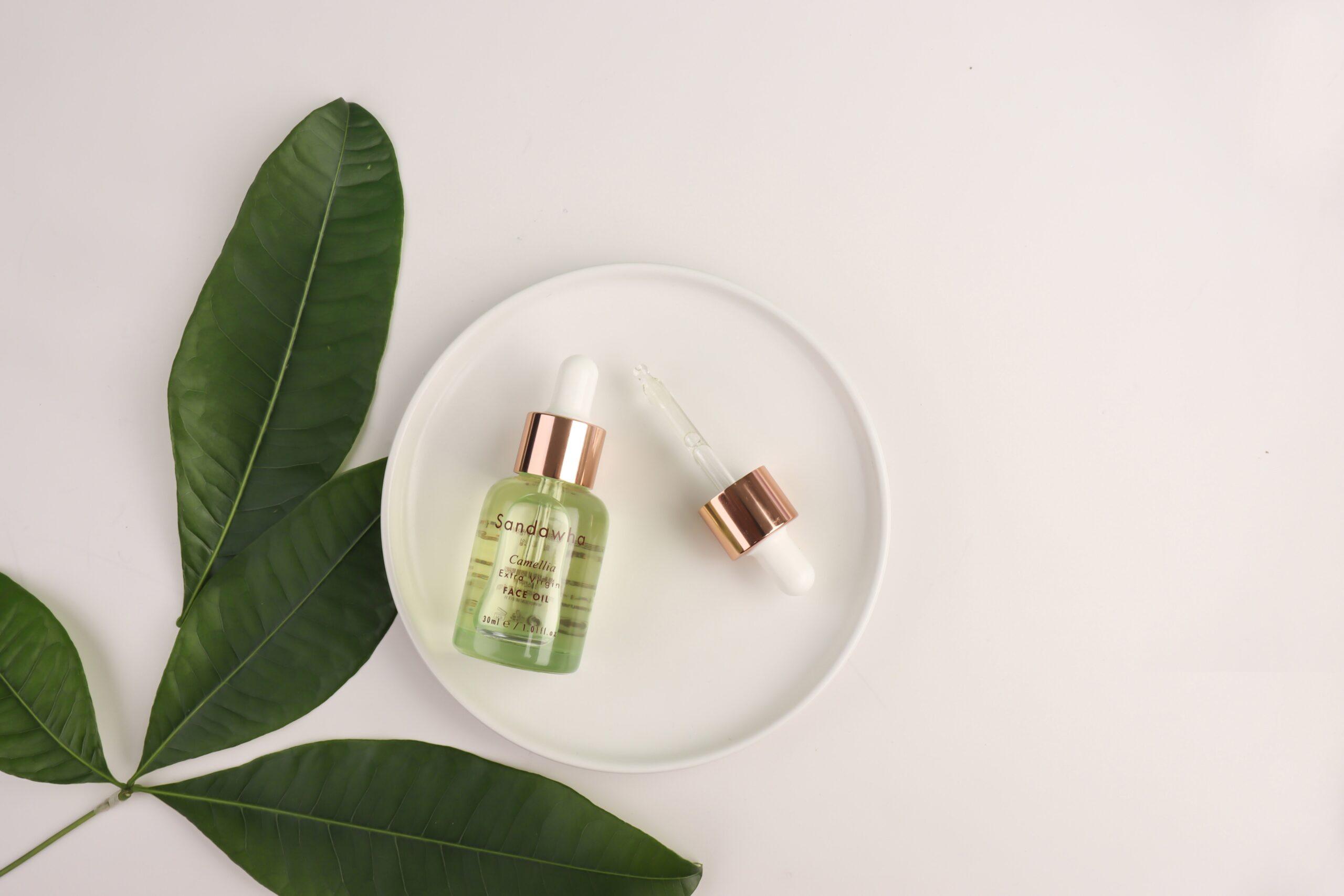 Sandawha Camellia Extra Virgin Face Oil