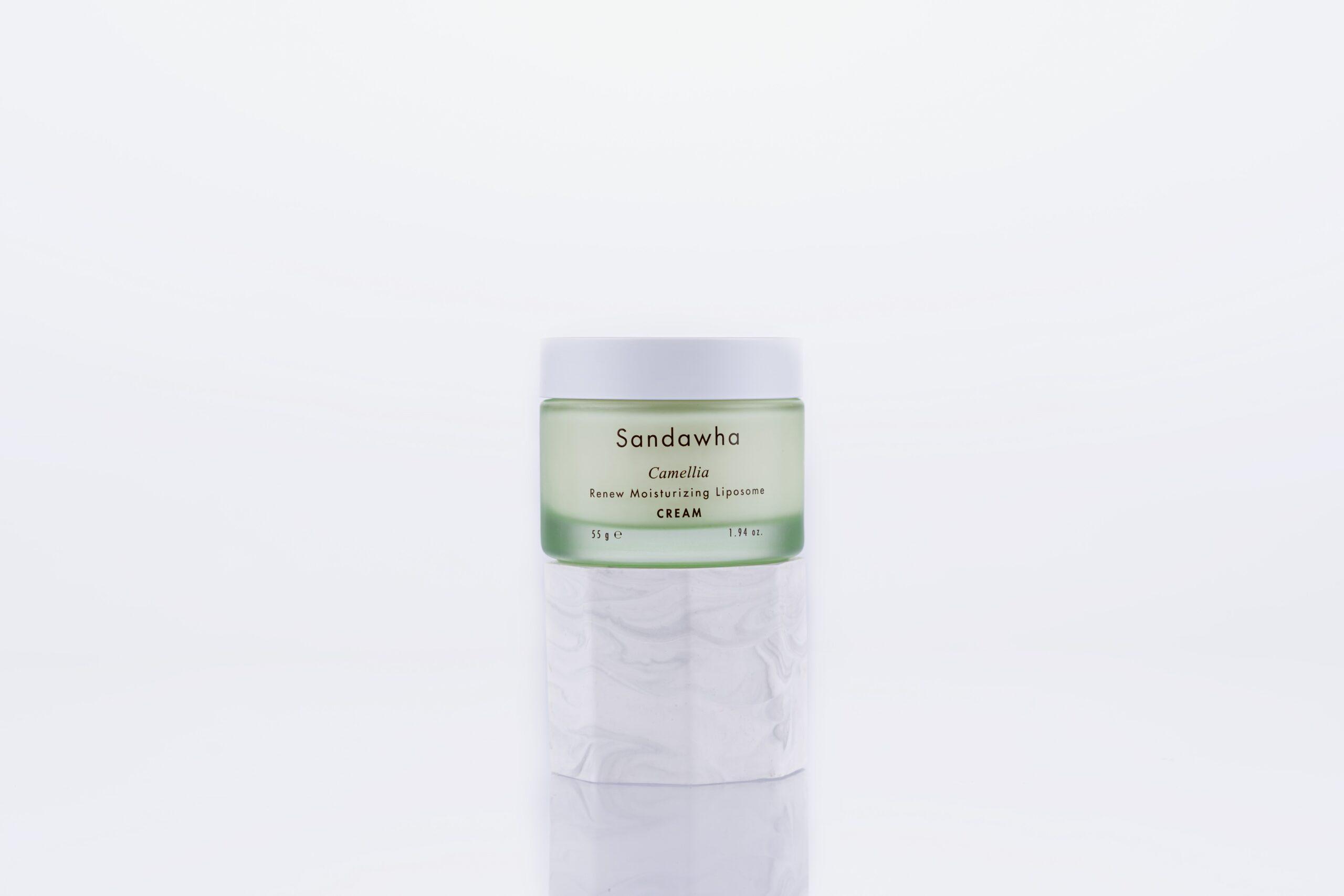 Sandawha ReNew Moisturising Liposome Cream Moisturising and Hydrating Skincare Products