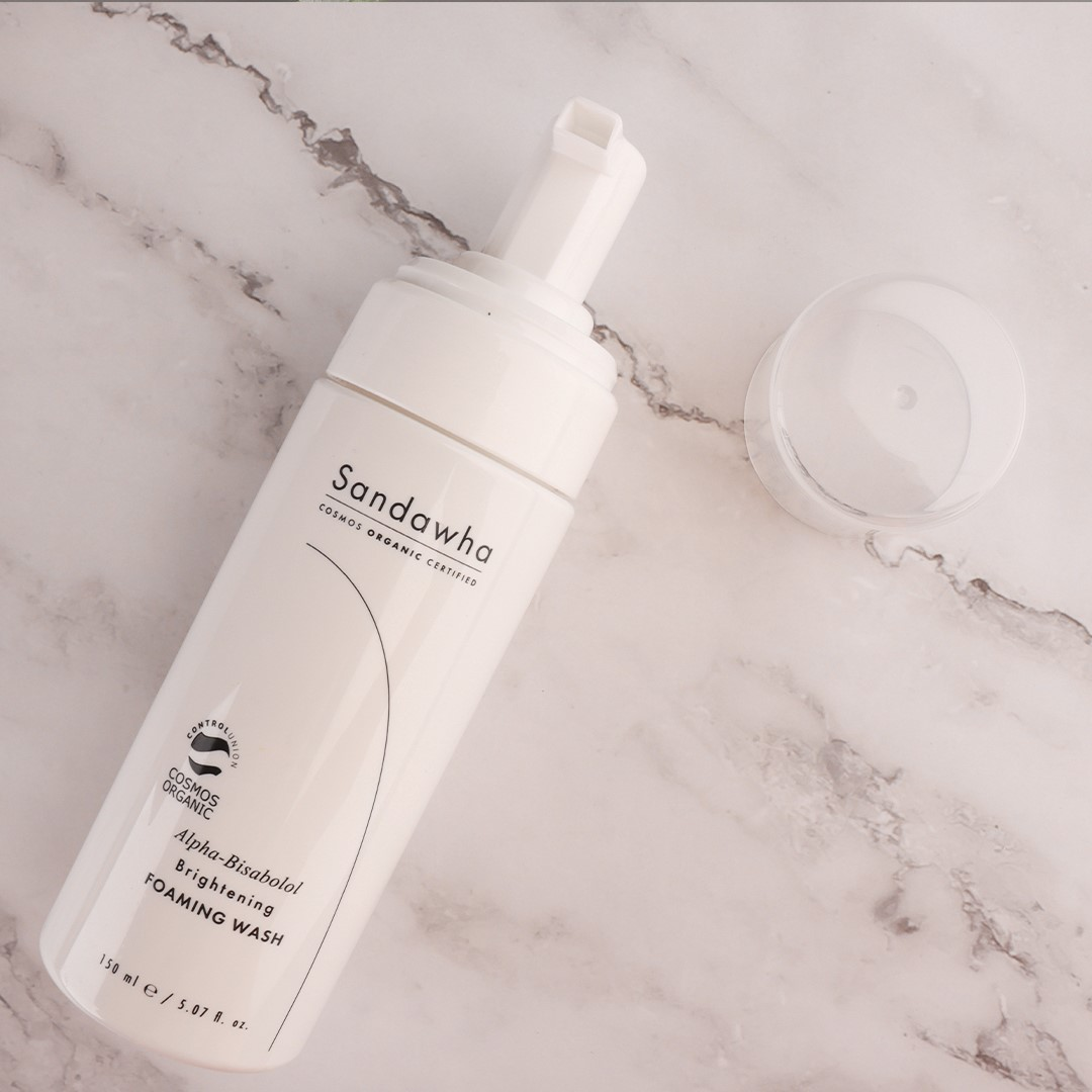 foaming wash vegan skincare face beauty products lief essentials